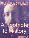 A Footnote to History (eBook)